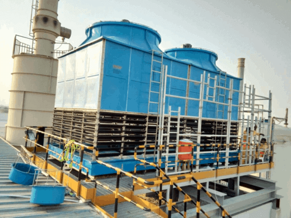 cooling tower exporter